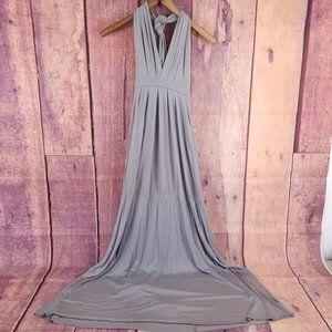 Tart Halter Maxi Infinity Convertible Dress
